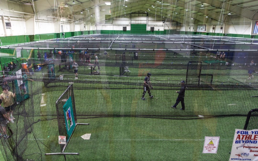 Find Batting Cages Tulsa